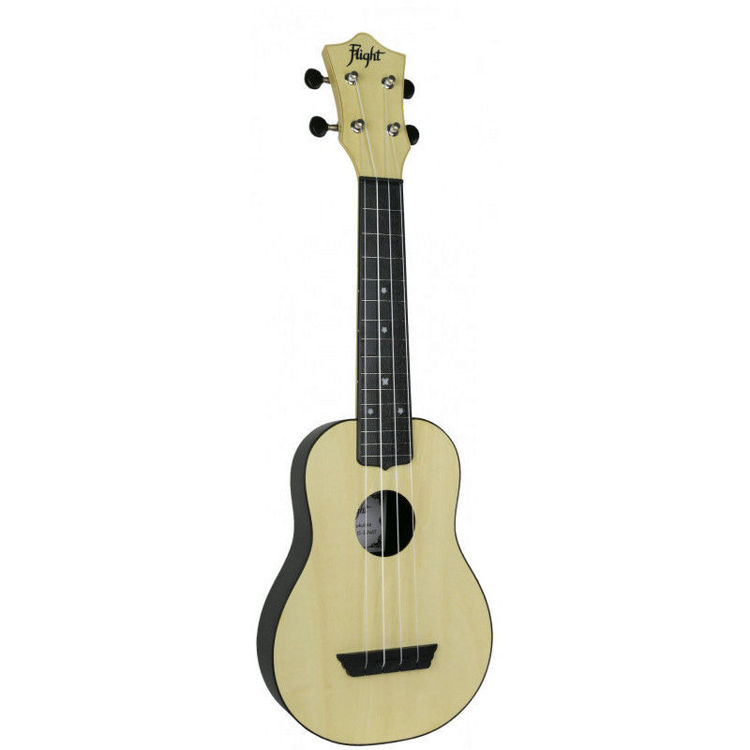 Alles FLIGHT ukulele TUS35NA travel sopran