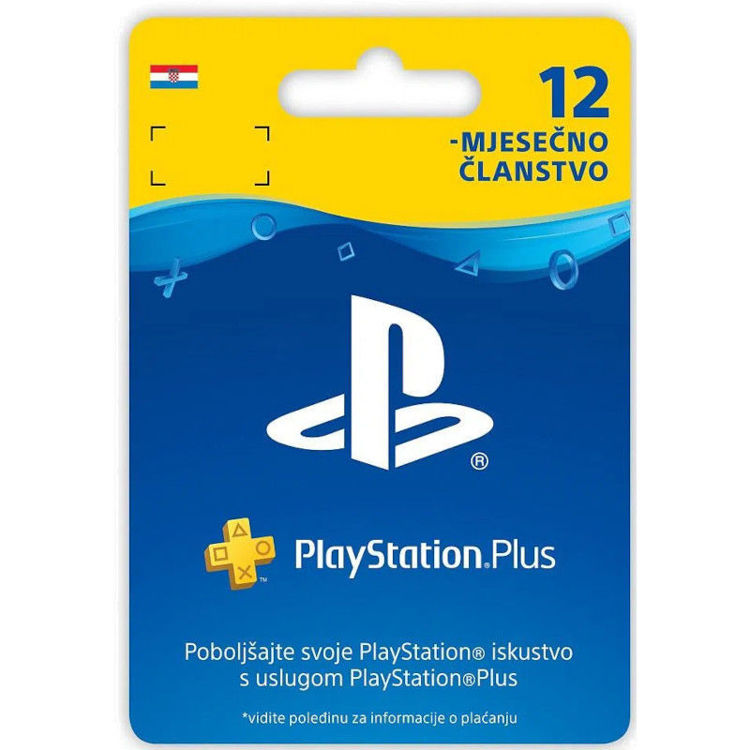 Alles SONY PlayStation Plus Card 365 Days Hanger