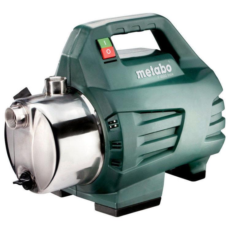 Alles METABO vrtna pumpa P4500