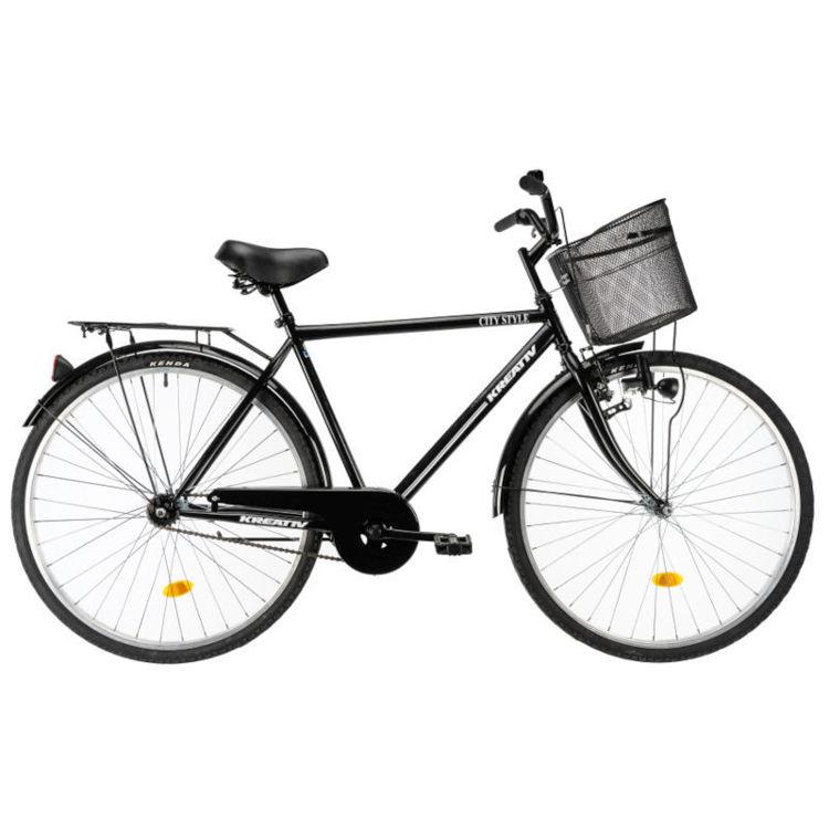 "Alles Bicikl KREATIV 2811 28"" CRNI"