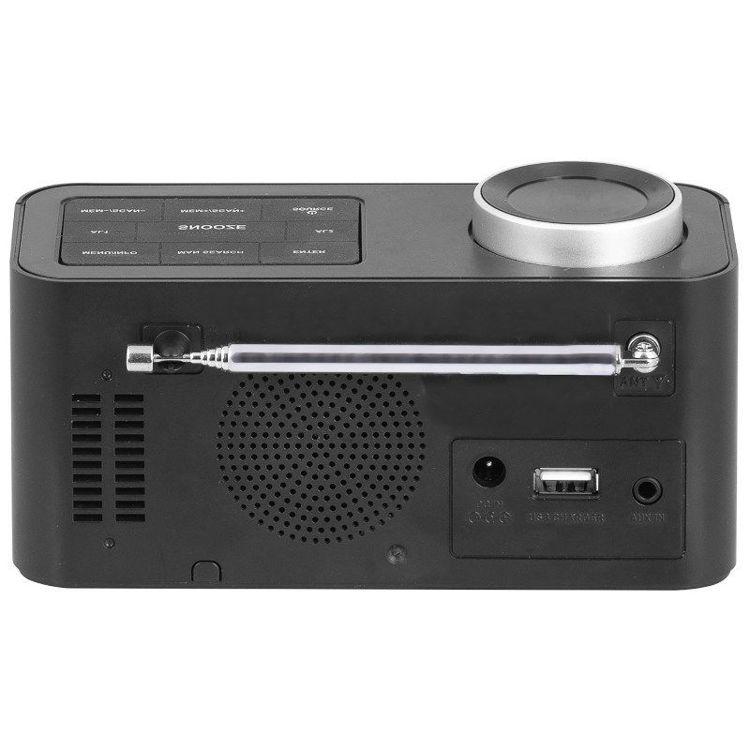 aLLES TREVI radio 80D6 DAB CRNI