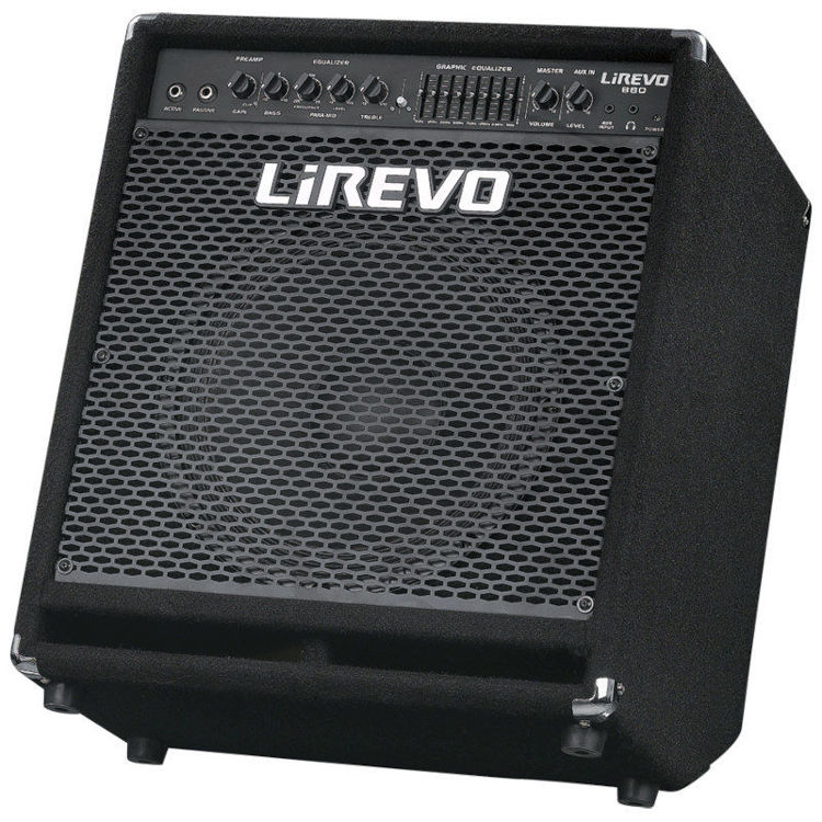 Alles LIREVO pojačalo za bas gitaru B-80