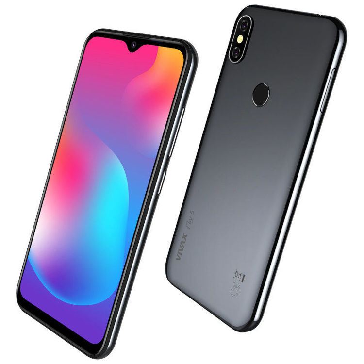 Alles VIVAX mobilni telefon SMART FLY5 DEEP BLACK