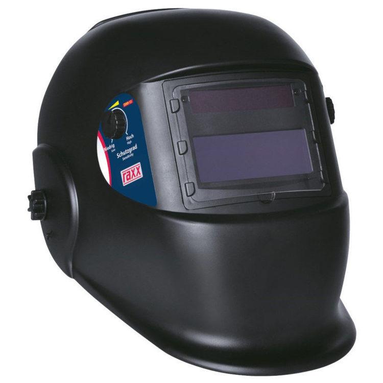 Maska za varenje fotoosjetljiva RAXX
