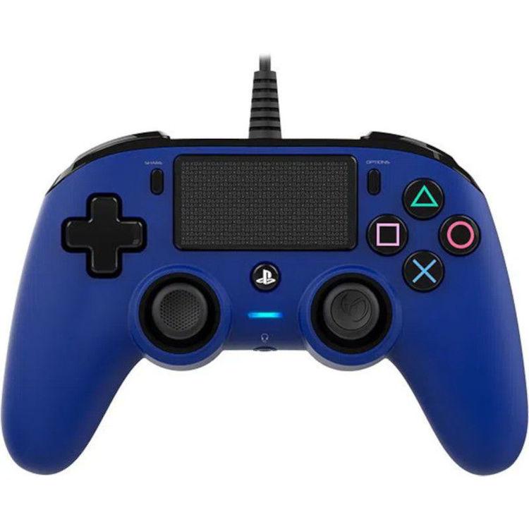 Alles BIGBEN kontroler PS4 Wired Nacon, PLAVI