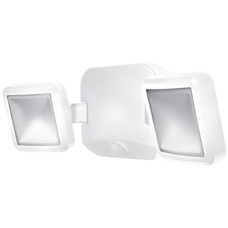 Alles LEDVANCE LED reflektor baterijski dupli BIJELI