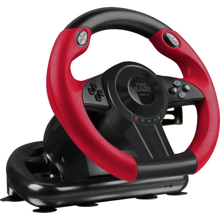 Alles SPEEDLINK volan TRAILBLAZER Racing Wheel