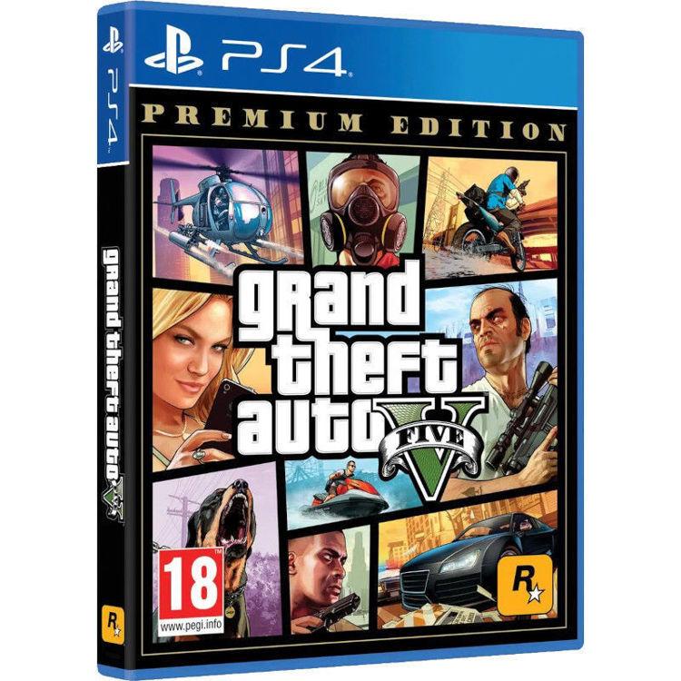 Alles GTA V Premium Edition PS4