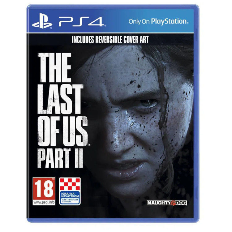Alles The Last of Us 2 Standard Plus PS4