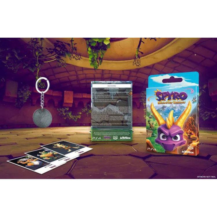 Alles Spyro Trilogy Reignited PS4