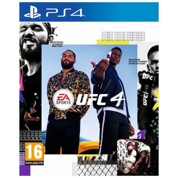 Alles UFC 4 PS4