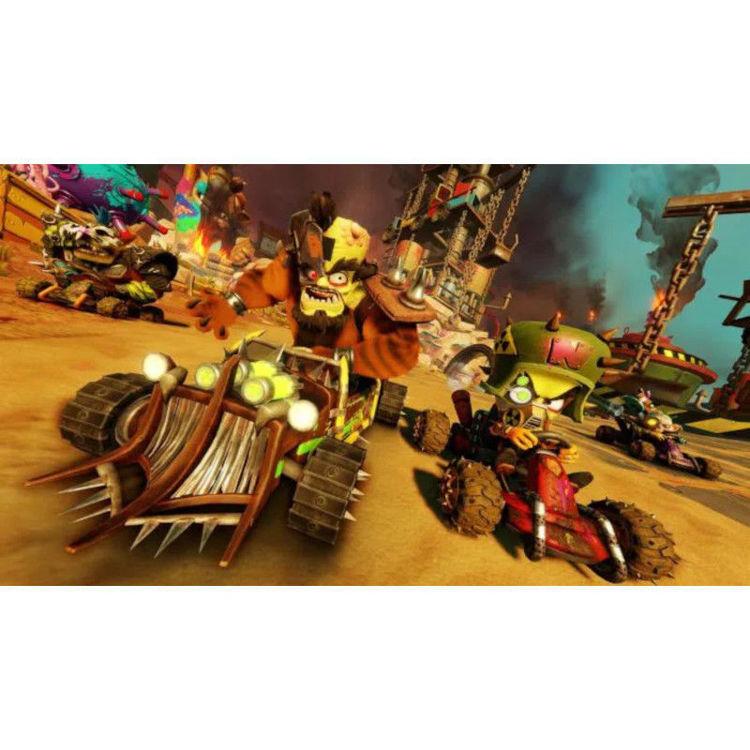 Alles Crash Team Racing Nitro-Fueled PS4
