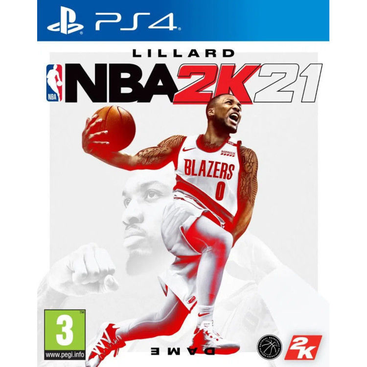 Alles NBA 2K21 Standard Edition PS4