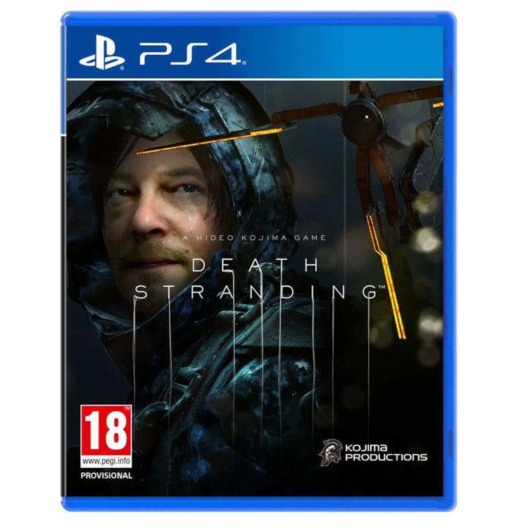 Alles Death Stranding Standard Edition PS4