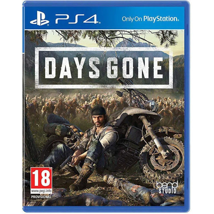 Alles Days Gone Standard Edition PS4