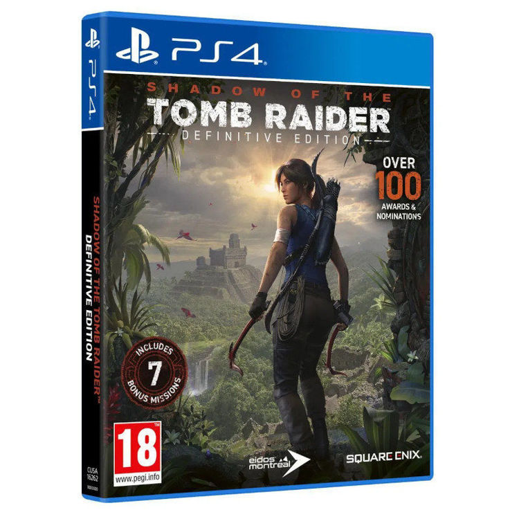 Alles Shadow of the Tomb Raider Definitive Edition PS4