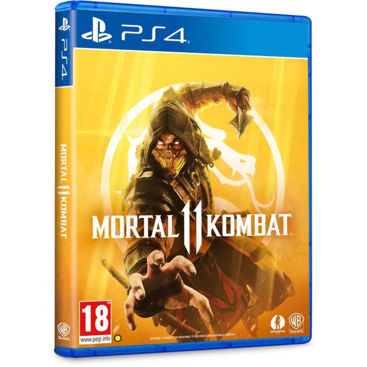Alles Mortal Kombat 11 PS4