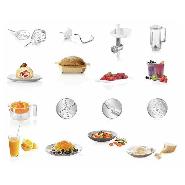 Alles BOSCH kuhinjski aparat MUM58258