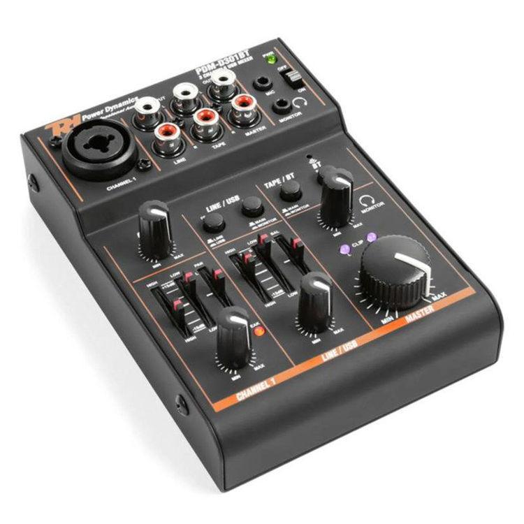 Alles Mikseta audio PDM-D301BT
