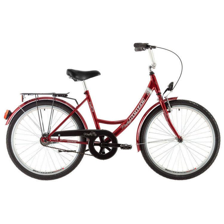 "Alles KENZEL bicikl MONIKA 24"" BORDO"