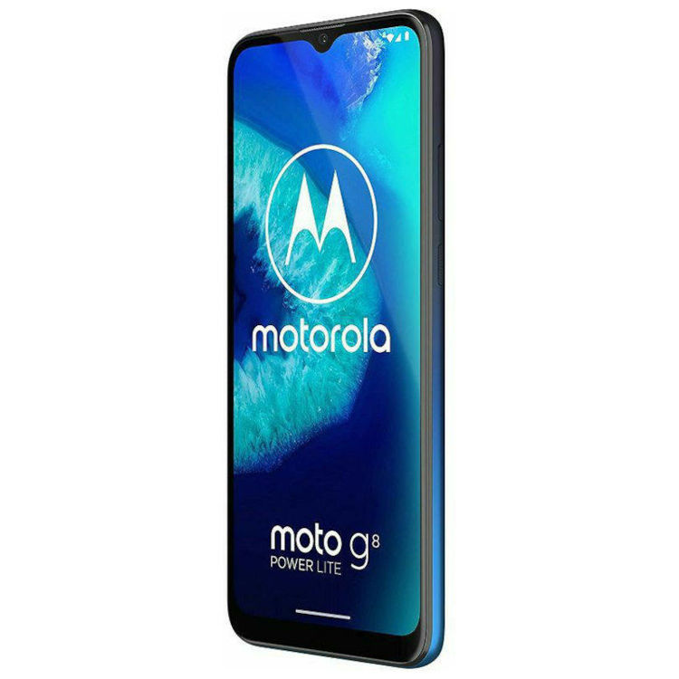Alles MOTOROLA mobilni telefon G8 POWER LITE DS 4/64 ROYAL BLUE