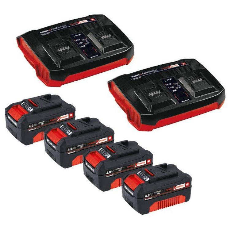 Alles EINHELL akumulatorska kosilica  GE-CM 36/47 S HW Li 4x4 Ah