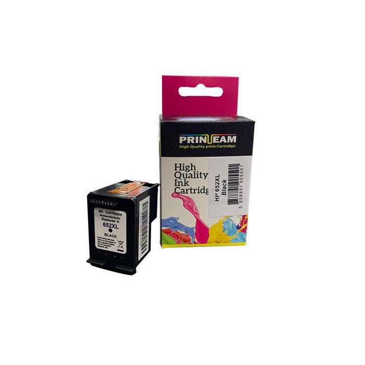 Alles MICROTEAM tinta za printer HP 652XL BLACK