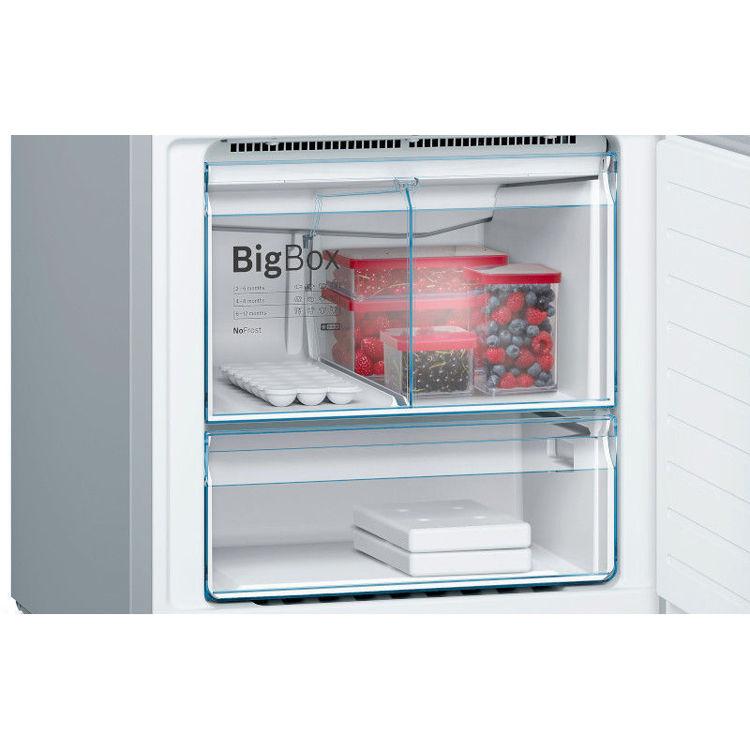 Alles BOSCH hladnjak kombinirani KGN56HI3P