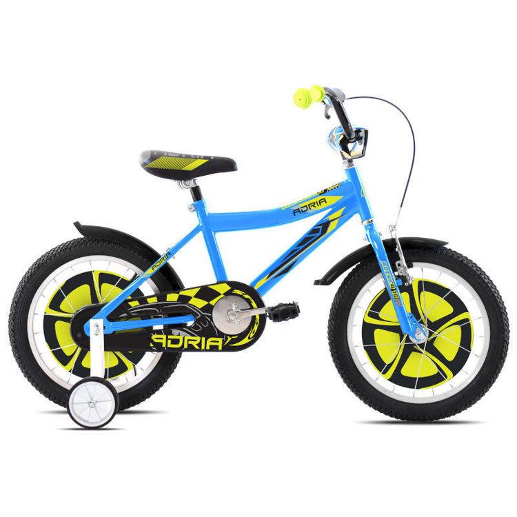 "Alles CAPRIOLO bicikl ADRIA ROCKER 16"""
