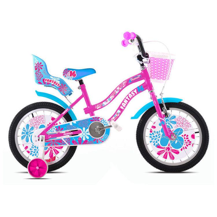 Alles CAPRIOLO bicikl FANTASY PINK 16