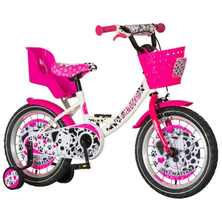 "Alles Bicikl 16"" DALMATINER"