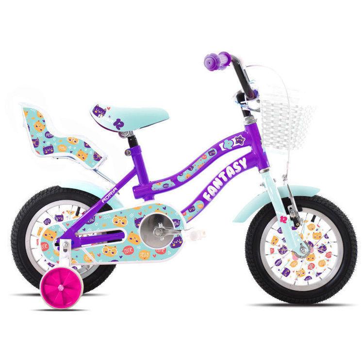 Alles CAPRIOLO bicikl FANTASY VIOLET 12