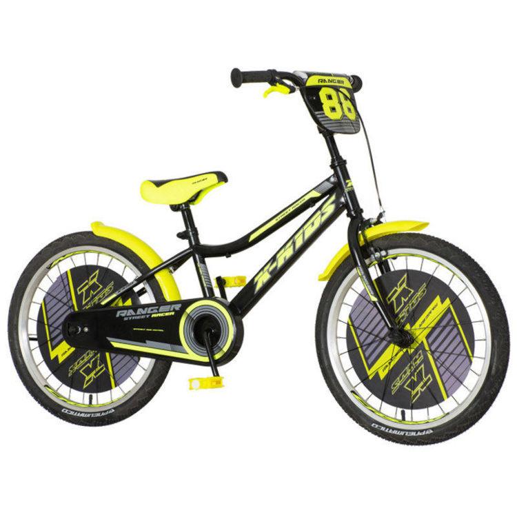 "Alles Bicikl RANGER 20"" CRNI"