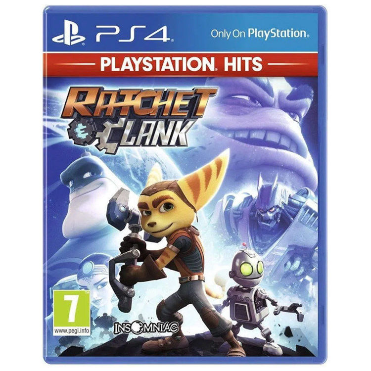 Alles Ratchet and clank PS4