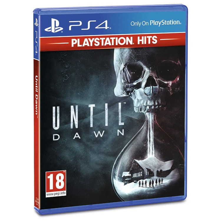 Alles Until Dawn HITS PS4