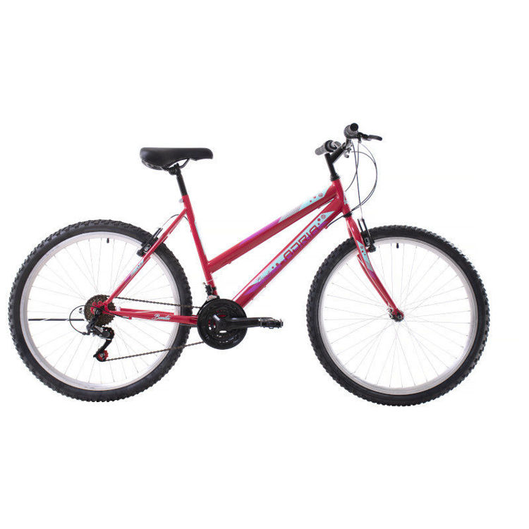 """Alles CAPRIOLO bicikl ADRIA BONITA 26"""" PINK-TURIQUISE"""