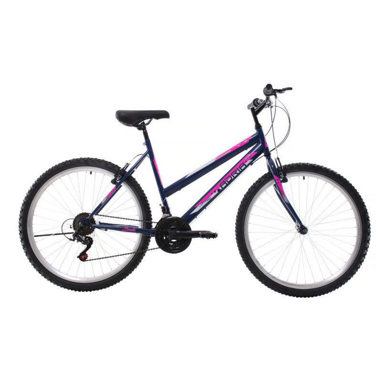 """Alles CAPRIOLO bicikl ADRIA BONITA 26"""" BLUE-PINK"""