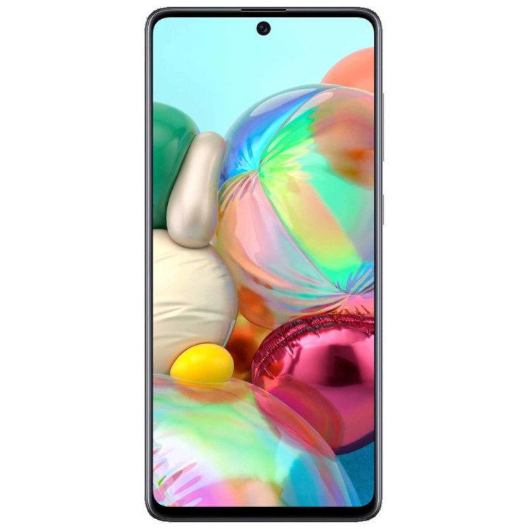 Alles SAMSUNG mobilni telefon GALAXY A71 6/128 GB SREBRNI