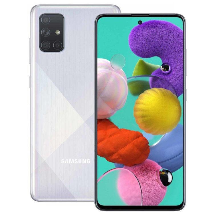 Alles SAMSUNG mobilni telefon GALAXY A51 4/128 GB BIJELI