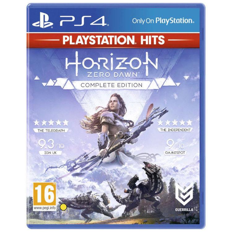 Alles Horizon Zero Dawn Complete Edition HITS PS4