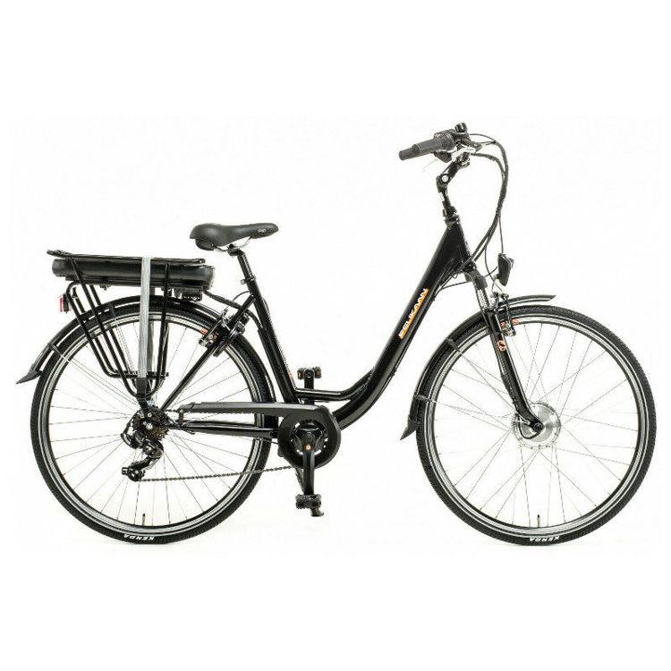 """Alles Bicikl električni PRESTIGE UNE 28"""" CRNI"""