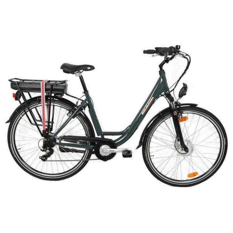 """Alles Bicikl električni PRESTIGE UNE 28"""" SIVI"""