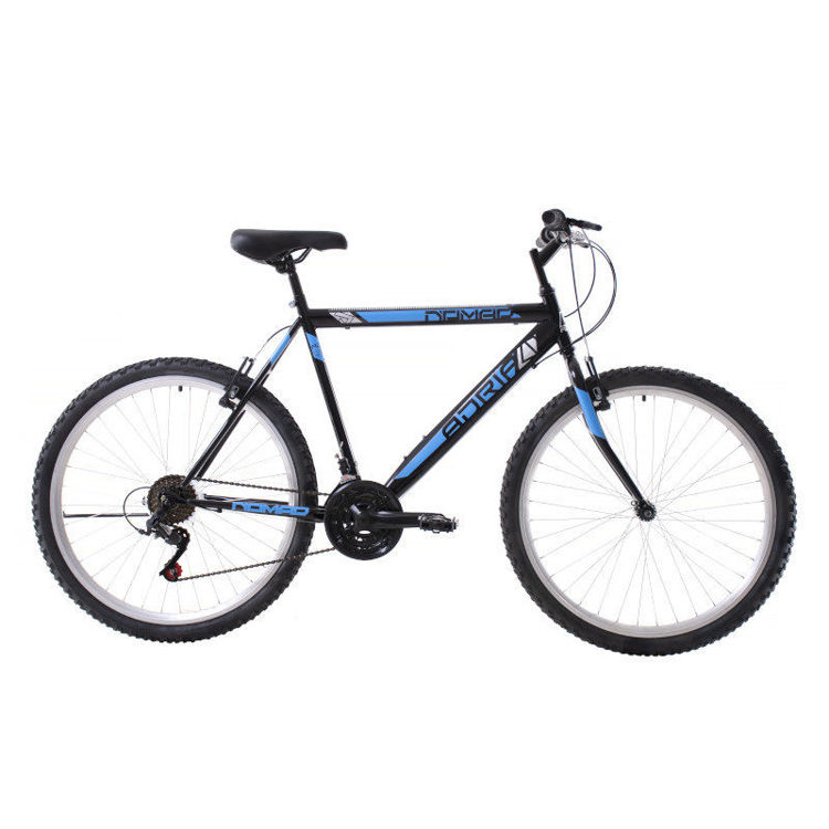 "Alles CAPRIOLO bicikl ADRIA NOMAD 26"" BLACK BLUE"
