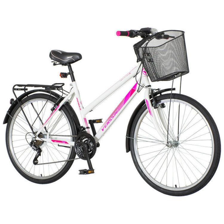 """Alles VENSSINI bicikl ROMA 26"""" BIJELI"""
