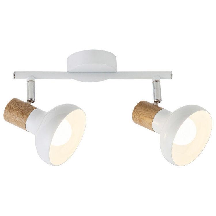 Alles Reflektor HOLLY 5944 2xE14 40W WHITE