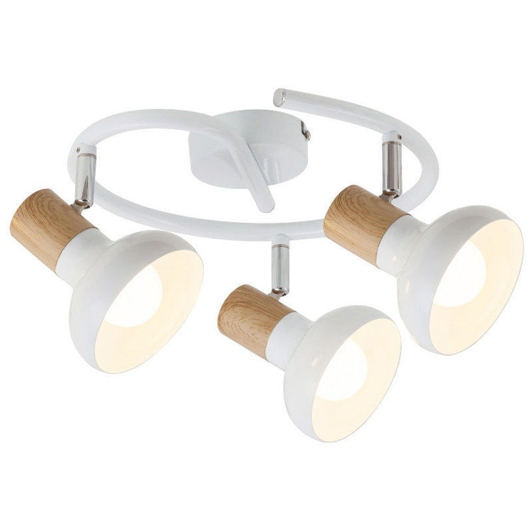 Alles Reflektor HOLLY 5946 3xE14 40W WHITE