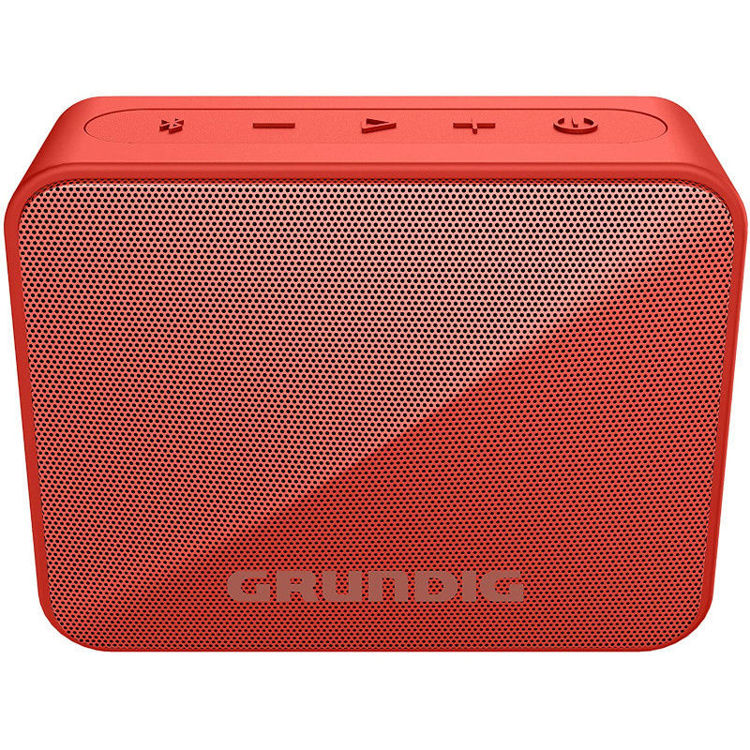Alles GRUNDIG zvučnik prijenosni GBT Solo Crveni