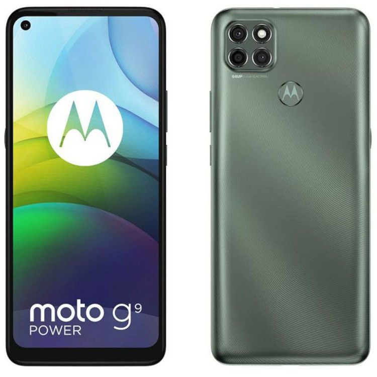 Alles MOTOROLA mobilni telefon G9 POWER DS 4/128 METALLIC SAGE