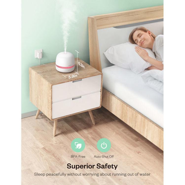 Alles ANJOU ovlaživač zraka, aroma difuzor, AJ-ADA019 W