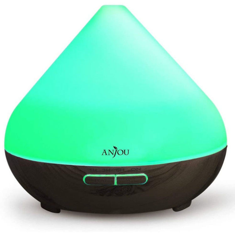 Alles ANJOU ovlaživač zraka, aroma difuzor, AJ-AD001 DB